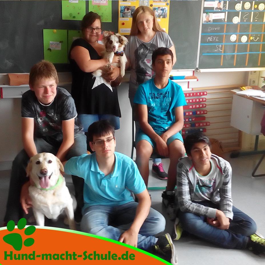 Schulhund Ausbildung